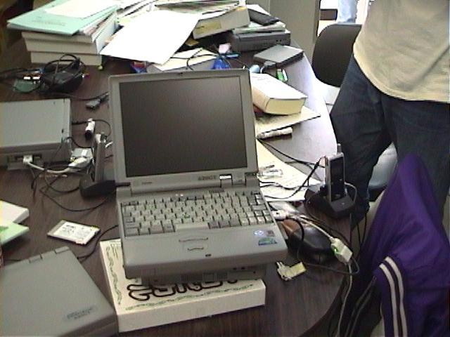琉球大学のPHS データ通信システム